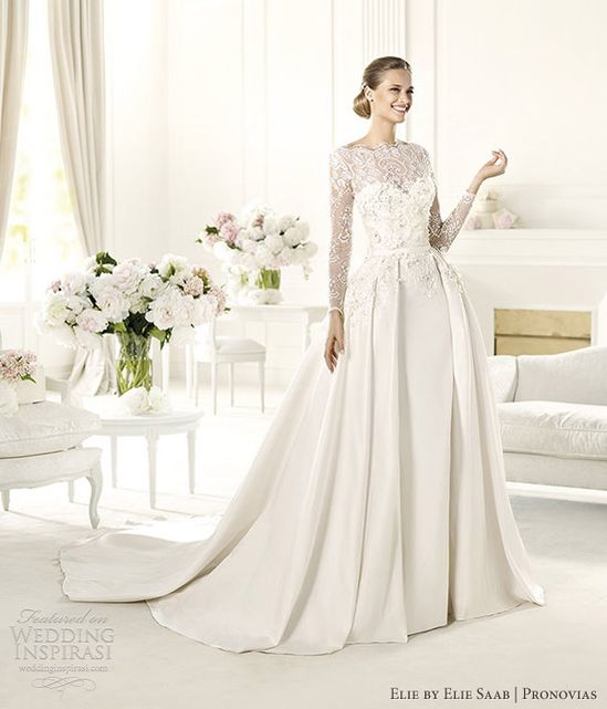 Elie By Elie Saab 2013 Collection for Pronovias
