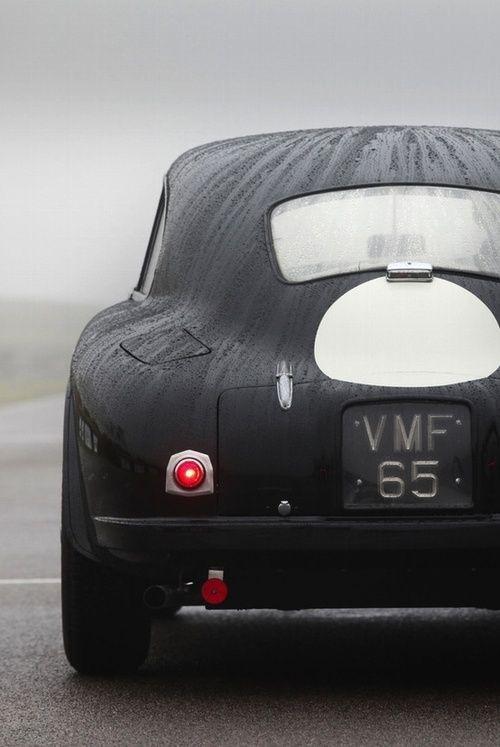 1950 Aston Martin.