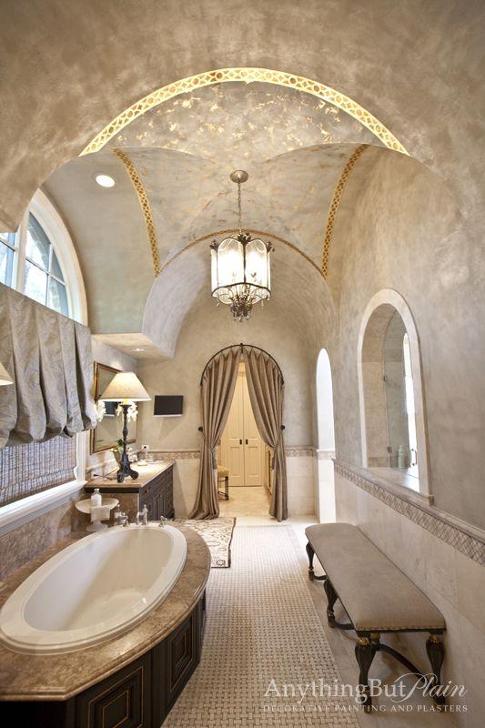 beautiful bathroom, from Iryna