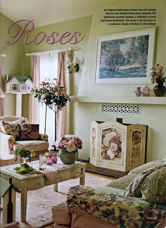 Romantic roses. Love this!