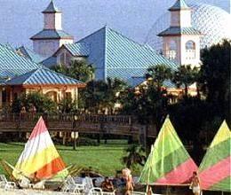 Carribean Beach Resort in Disney World