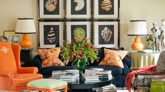 creativeLIVE: Using Color in Home Design with Tobi Fairley