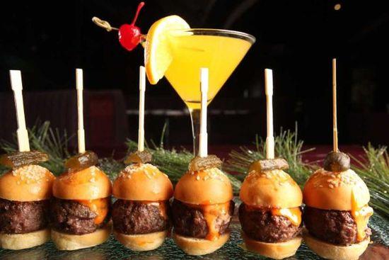 #CocktailHour #MiniAppetizers