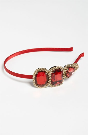 Cara Accessories 'Wrapped Up Jewels' Headband