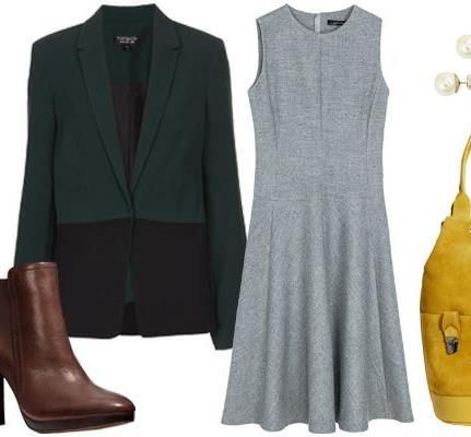 Try these stylish work outfits!