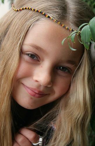 lovely smile - cute kid