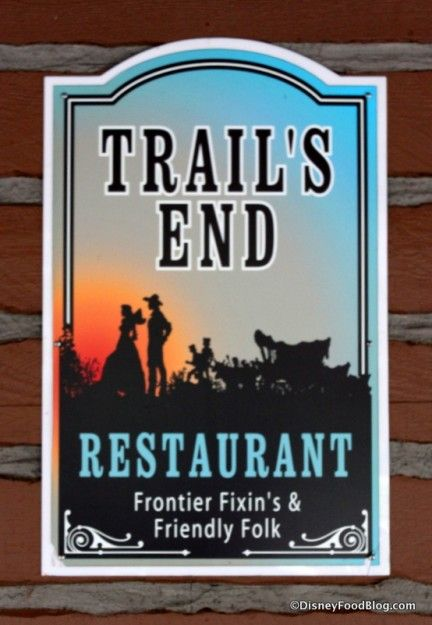 Review of Trail's End Restaurant at Disney's Fort Wilderness Resort #DisneyWorld