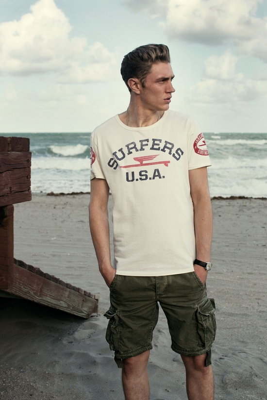 JACK & JONES VINTAGE CLOTHING  Summer 2013 Campaign