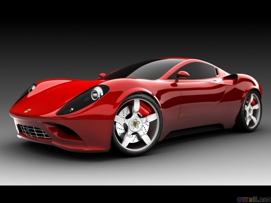 photos of red sports cars - Google Search