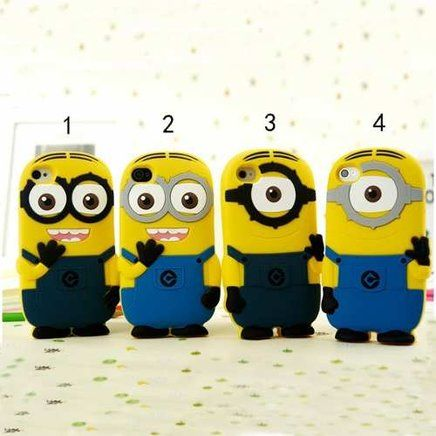 Case Iphone 5 Minions!