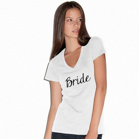 Bride Tee.