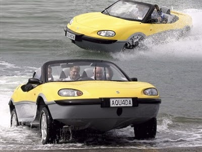 Image detail for -... Cars Cars Car: Gibbs aquada Sports Cars Concept Real Amphibious Car