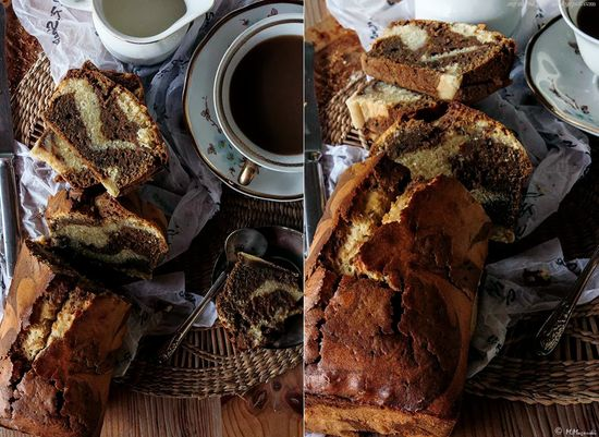 Coffee Swirl Cake #recipe