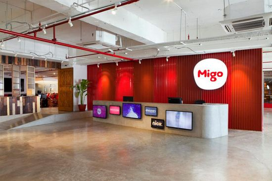 Migo office in Taguig by Utwentysix Design Studio