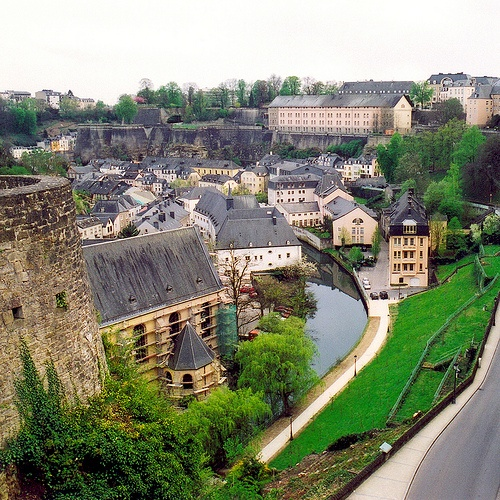 Luxembourg, Luxembourg - CHECK