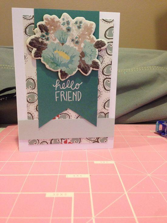 Handmade card :)