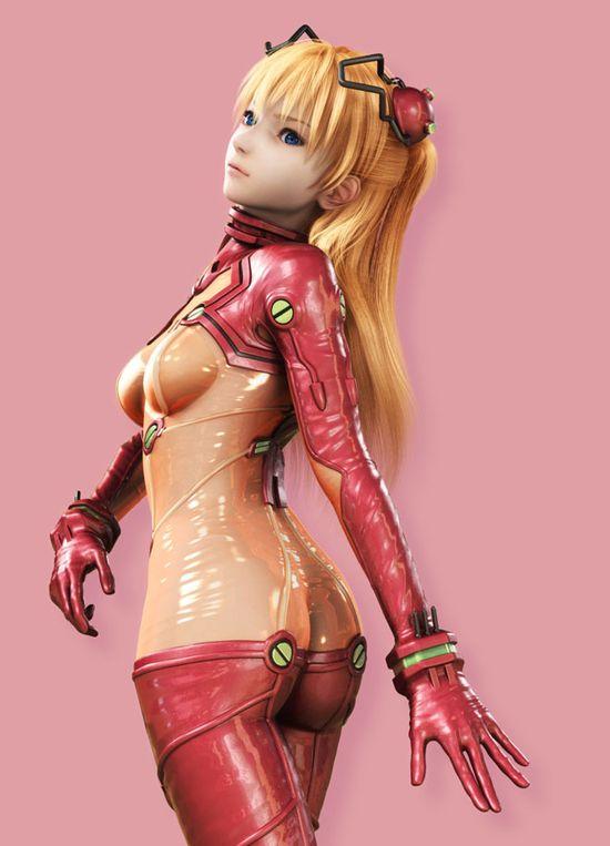 3d anime model