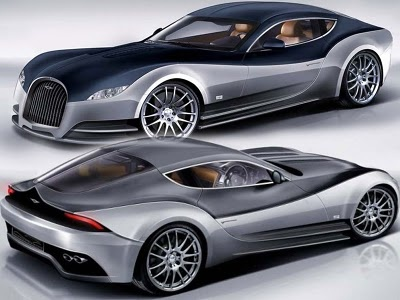 The Morgan Motor Company introduces a new concept car for a sporting family, the Morgan EvaGT.