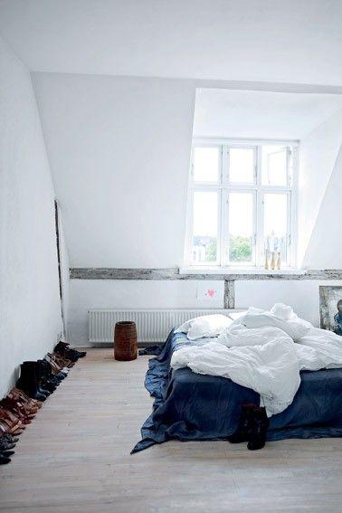 A home in Denmark.  Photo by Birgitta Drejer for Femina.