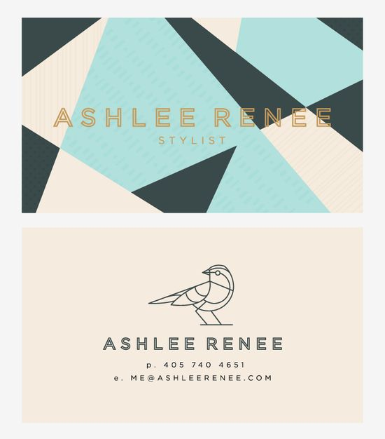 Business Card // by Scott Hill