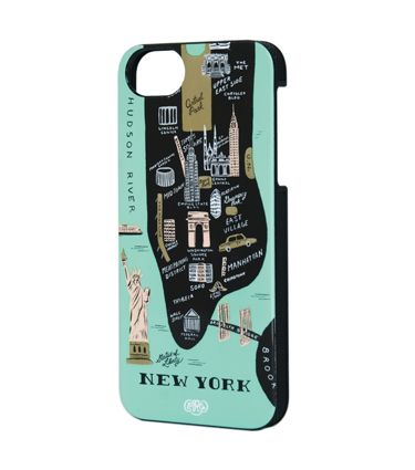 New York iPhone 5 Case - SLIM by Rifle Paper Co.