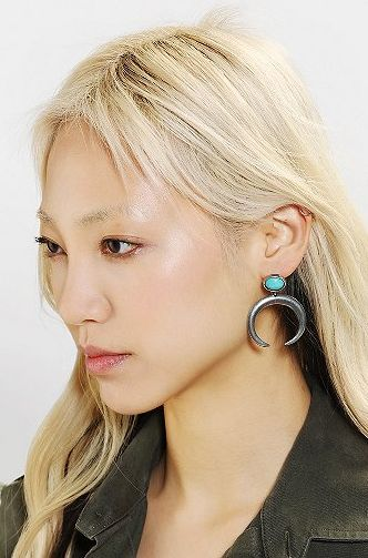 Trend: Turquoise Jewelry #urbanoutfitters