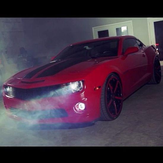 Chevy Camaro #meanmachine