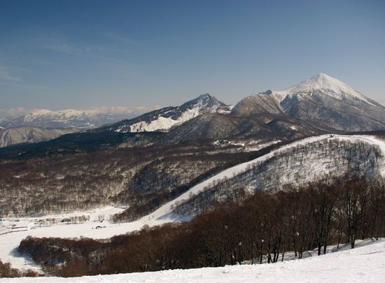 Top Picks for Skiing in Japan
