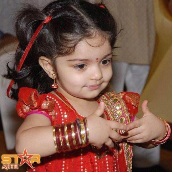 Ajiths baby girl :)