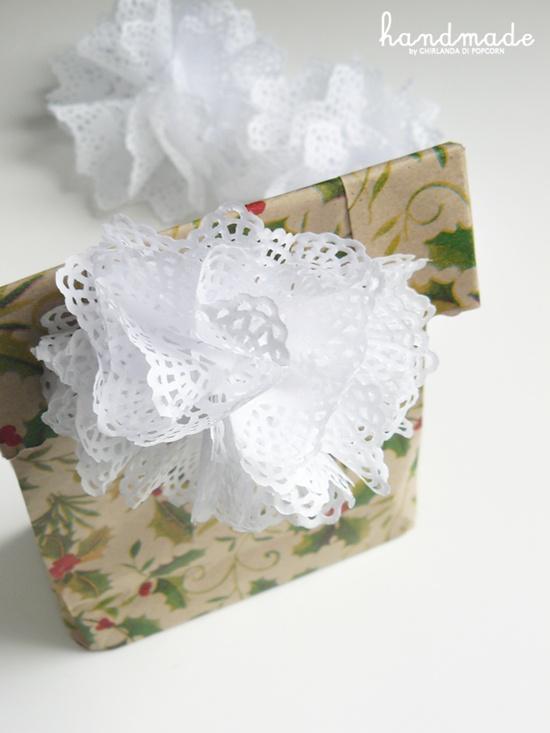Handmade gift bag