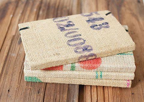 Lovely handmade journals from Haiti via The Jesus Economy. #handmade paper making #handmade fabric flowers #handmade cards
