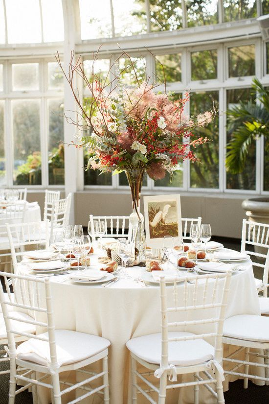 botanical inspired tablescape  Photography by alexandrameseke.com, Floral Design by rebeccashepherdfl...