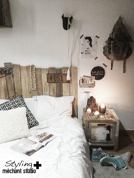 #cama #madeira #quarto