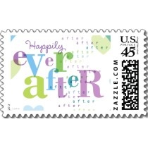 Happy Ever After stamps by hallmarkwedding