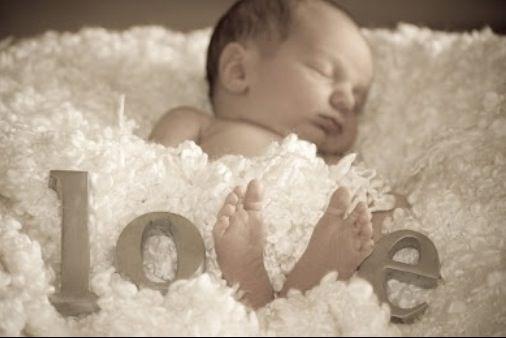 Love newborn pic