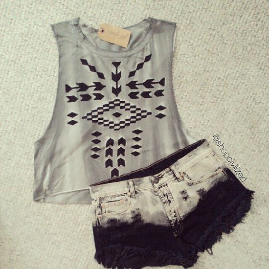 awesome summer outfit!