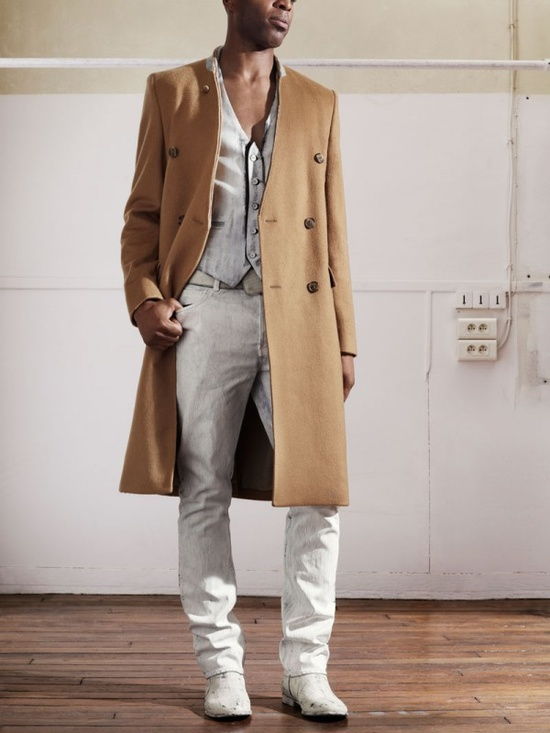 Maison Martin Margiela for H & M Fall/Winter 2012 Lookbook