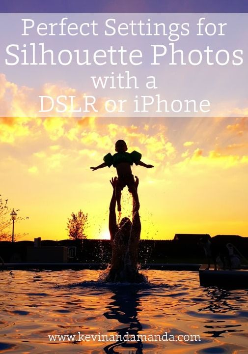 Travel Photo Tips: What settings to use for silhouette photos with a DSLR or iPhone