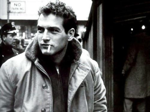 Paul Newman. soooo cool.