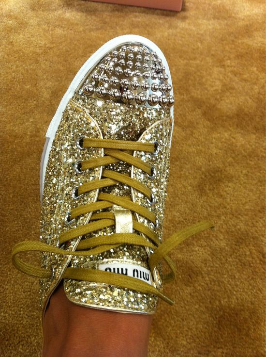 #MiuMiu sneakers! gimmmeee