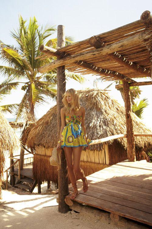 Love this beach dress