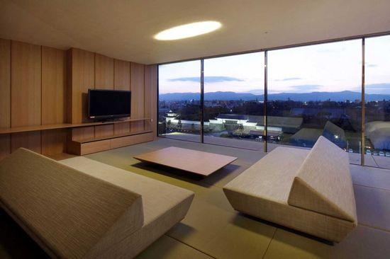 Modern Hotel Interior Design Living Room