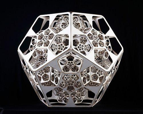 Foldable Fractal, Sanchtv.