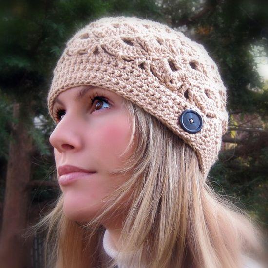 crochet hat for me!