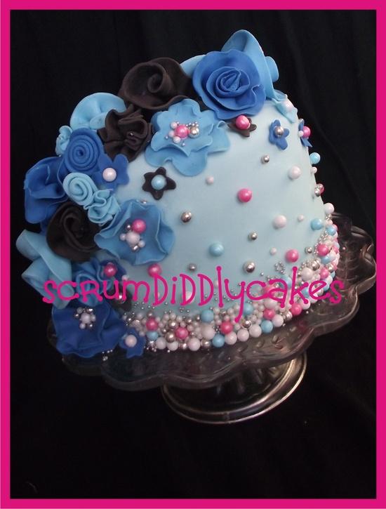 Pearl Birthday Cake