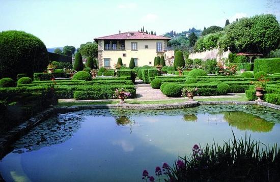 Villa Gamberaia, Settignano