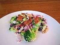 Broccoli Salad Recipe - This is the best! Be prepared to bring the recipe with you if you make this for a picnic, because everyone will want it!