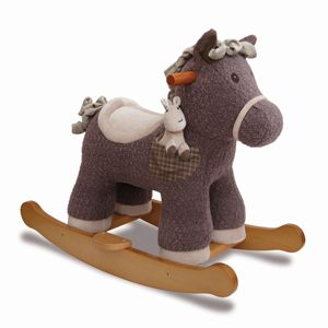such a cute baby rocking horse!