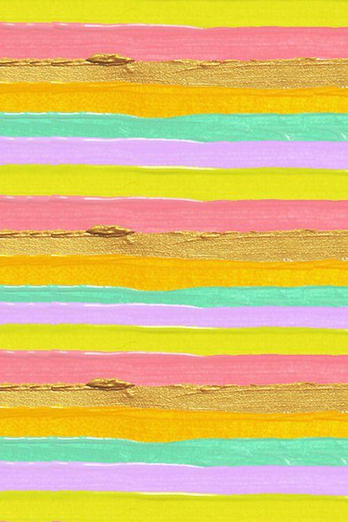 Bright stripe and gold