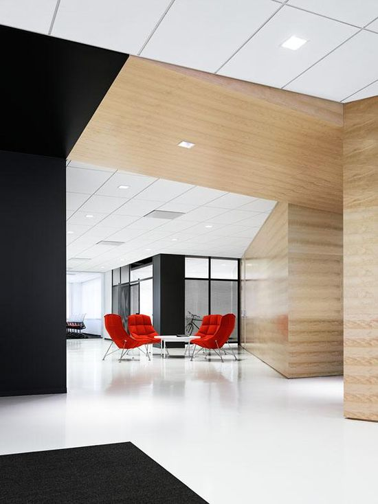 Techshed offices, Foster City, CA by Garcia Tamjidi Architecture Design....